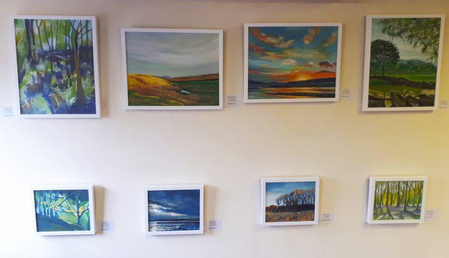 Unique art new Jan Morley exhibition